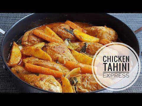 chicken-tahini-express