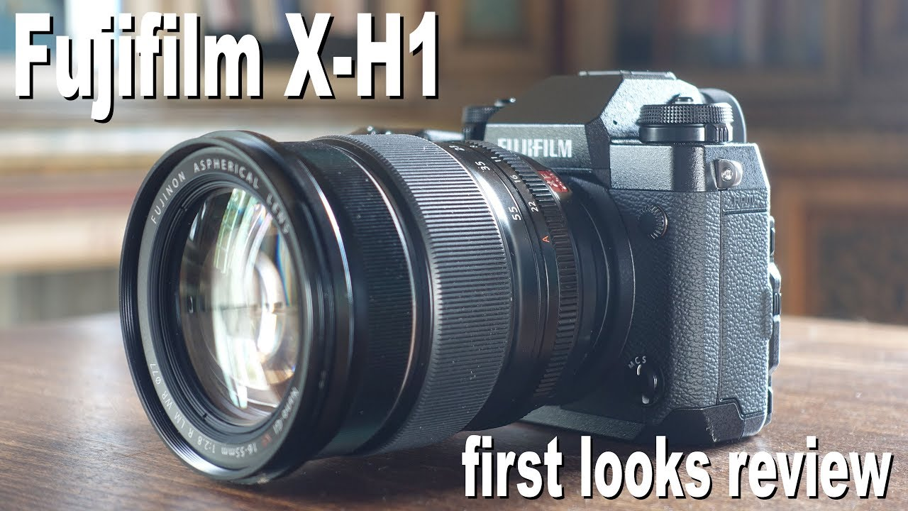 Fujifilm XH1 review - | Cameralabs