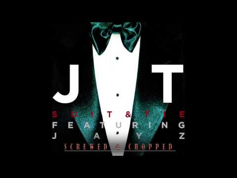 Justin Timberlake - Suit & Tie ft. Jay-Z Screwed & Chopped