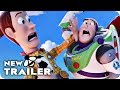 TOY STORY 4 Trailer (2019) Animation Movie