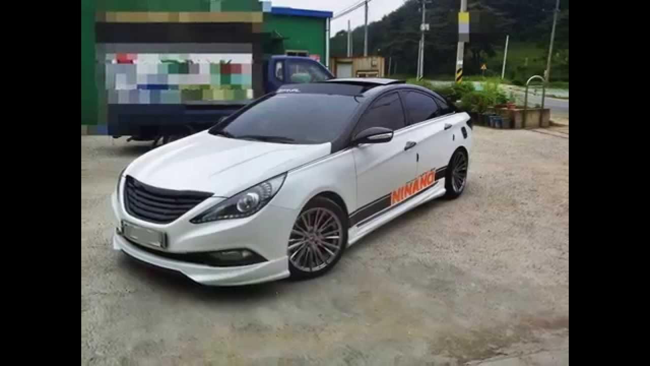 Zest Aeroparts Hyundai Motors Avante Md Yf Sonata