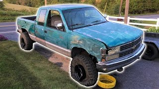 I Let My Friend Borrow My Truck... and He WRECKED it. *RIP OBS Chevy*