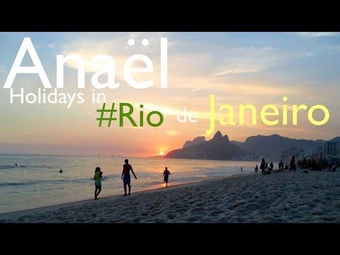 Follow Anaël - Rio De Janeiro
