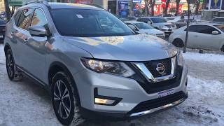 Nissan Rogue Ремонт и обзор(X-trail). Авто из США в Украину под ключ, куплен на аукционе Copart