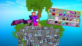 ILLUMINATI GÖTTER SCHWERT in Minecraft Lucky Block Skywars