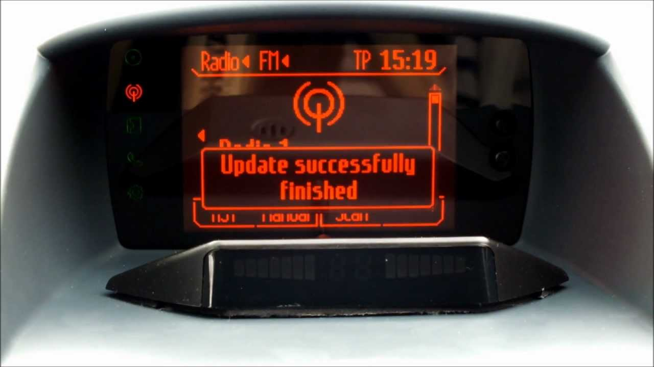 Ford Bluetooth Amp Usb Update Youtube