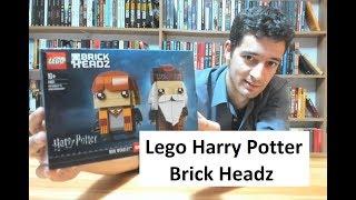 Lego Harry Potter Brick Headz - Ron & Dumbledore