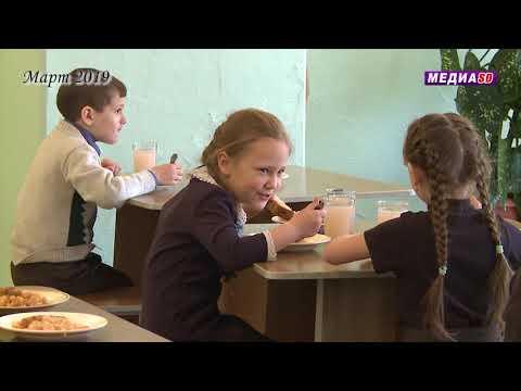 ДНСФ №204 (проверка организации питания в школах)