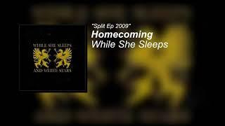While She Sleeps - Homecoming (Split EP 2009)