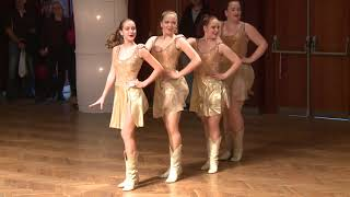 TCS Louisiana - Burlesque Czech Open 2017