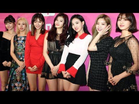 트와이스(TWICE), 청순부터 섹시까지 '빈틈 없는 매력녀들' ('제28회 서울가요대상 레드카펫')