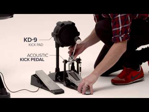 Expanding and Upgrading the TD-1K and TD-1KV V-Drums