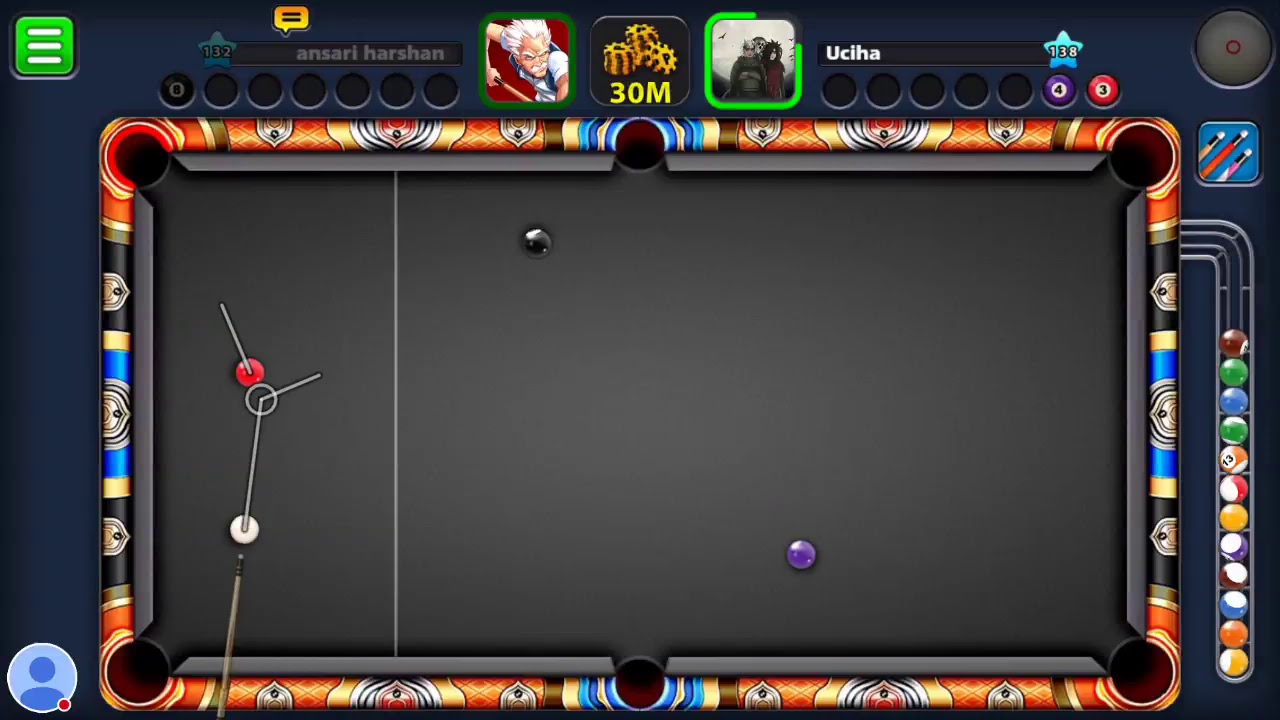 My 8 Ball Pool Coin For Sell Read Description