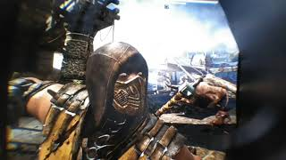 Mortal Kombat XL VR View On Youtube VR App For 3D Effect VR180 Though The Lens 2.