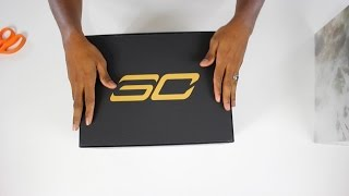 UNBOXING: Gift From UNDER ARMOUR for Steph CURRY