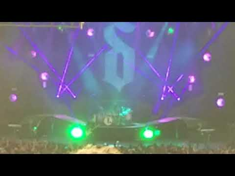 Shinedown Cut The Cord live in Indy 7/28/18 Awesome performance.