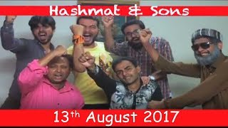 Bohat Hua Ab Jeene Do | Hashmat & Sons | SAMAA TV | 13 Aug 2017