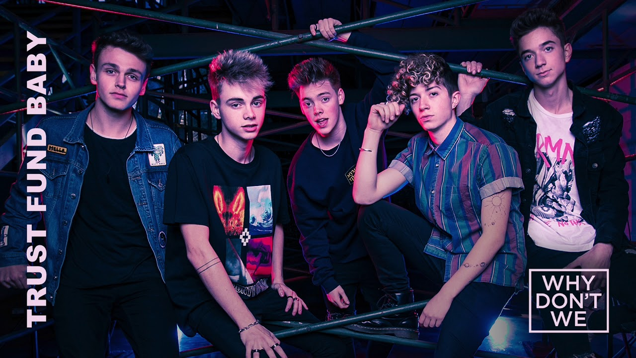 Ed Sheeran Wrote Why Don't We's Super Catchy New Song 'Trust