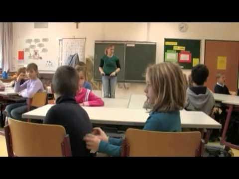 Bewegtes Klassenzimmer - Bewegungspausen Trailer MedienLB