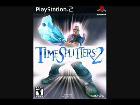 TimeSplitters 2 [Music] - Aztec Ruins Exterior