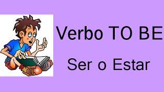 (17.1 MB) Cómo conjugar el Verbo TO BE- Verbos en inglés: Ser o estar Mp3