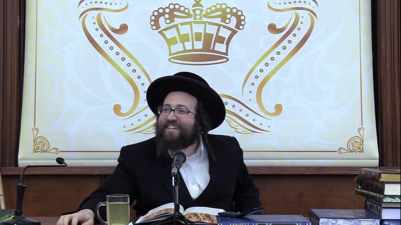 ר' יואל ראטה - חסדי ה' - ה' תצוה תשע''ט - R' Yoel Roth