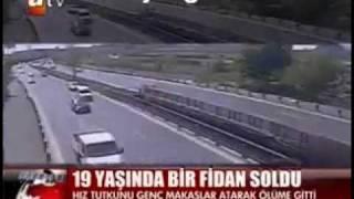 ŞİDDETLİ TRAFİK KAZASI - FATAL CAR ACCIDENT 2