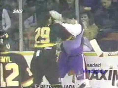 Stanley vs 2 Jets 11/8/89