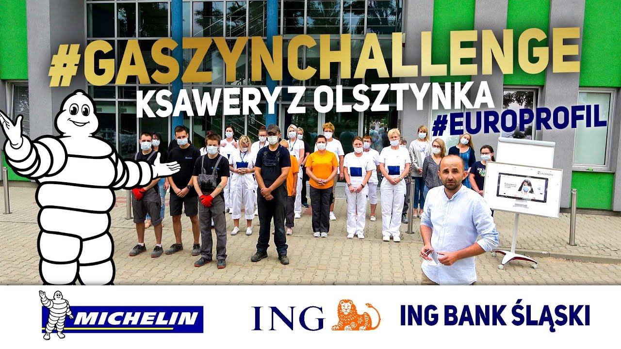 #GASZYNCHALLENGE - MICHELIN / ING / STREFA EKONOMICZNA OLSZTYNEK