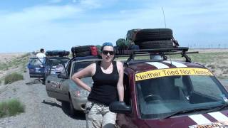 Mongol Rally 2011 - Team Neither Tried Nor Tested (Part 1)