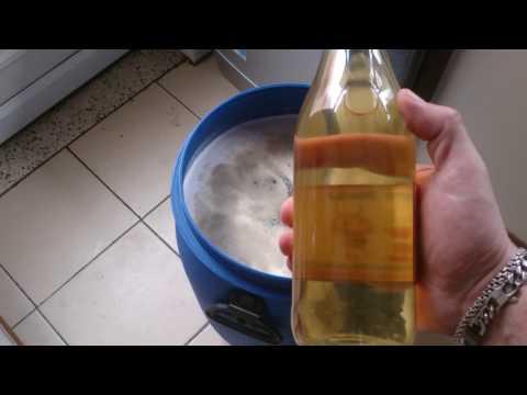 Ставленная медовуха или медовое вино.