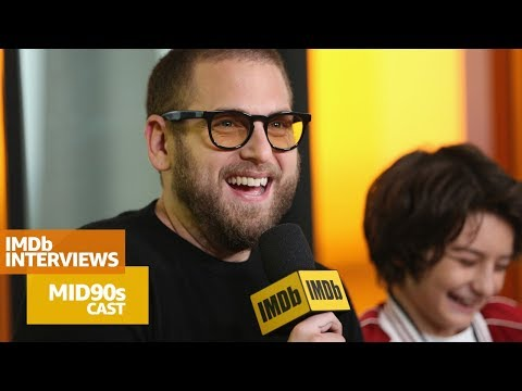 Jonah Hill and Cast of 'Mid90s' Talk TIFF, 'Superbad' and First OnScreen Moments  TIFF 2018