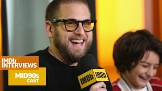 Jonah Hill and Cast of