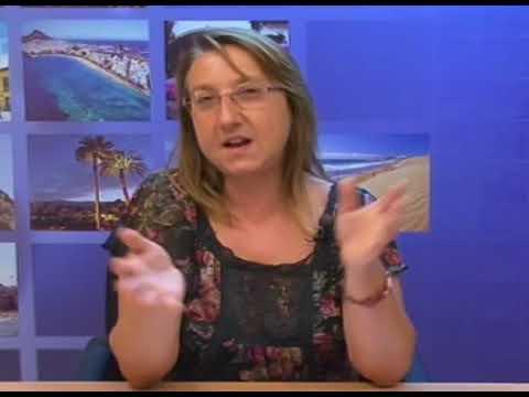 LOS DESAYUNOS DE CANAL 13 DIGITAL 2602: Entrevista a Inma Jáuregui