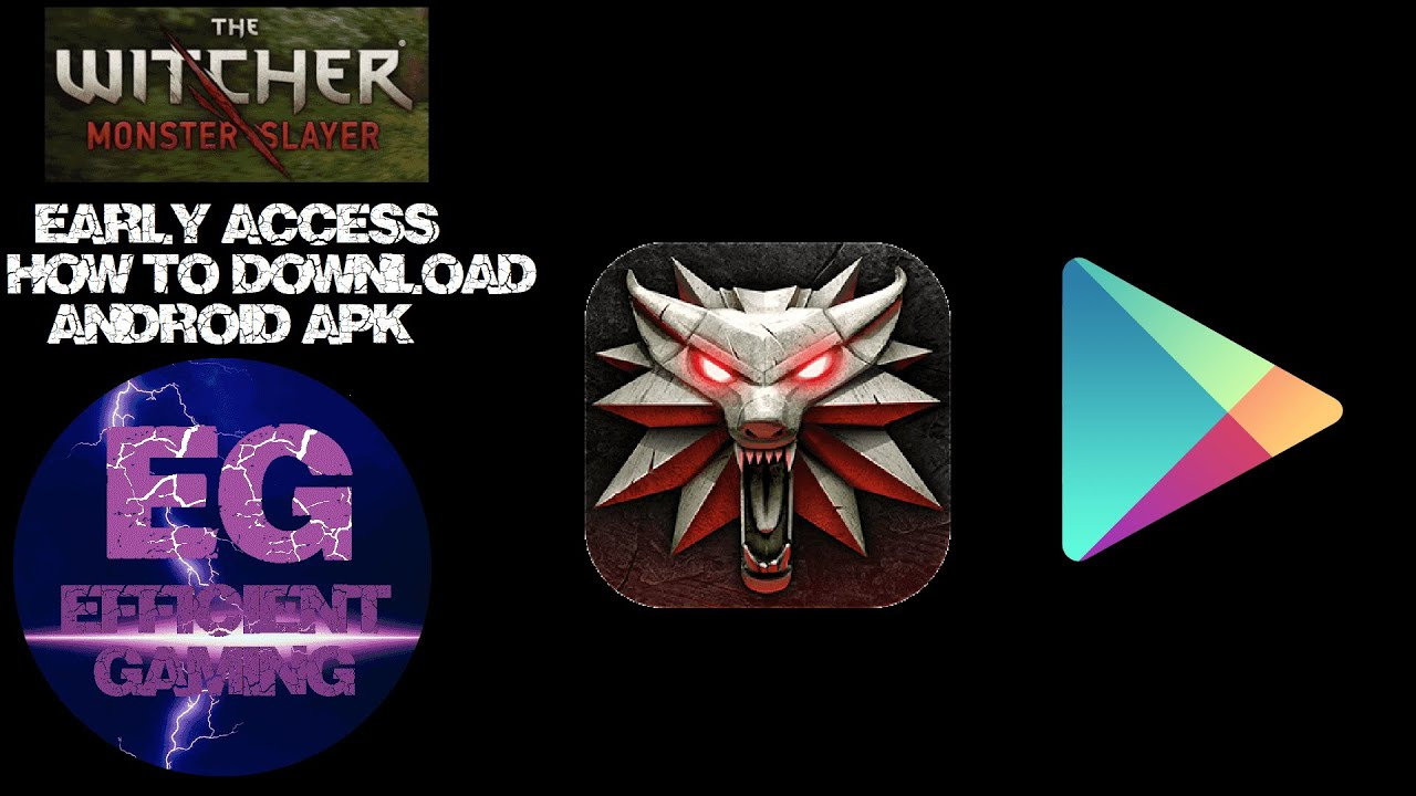 Lets Play, Witcher Monster Slayer - How to Get Early Access - Android APK  Download Walkthrough - YouTube