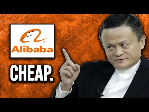 Alibaba Stock Looks CHEAP! Is BABA A Buy?