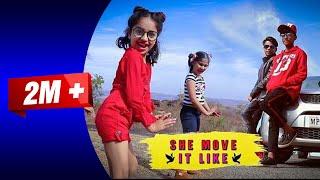 She Move It Like Badshah Dance