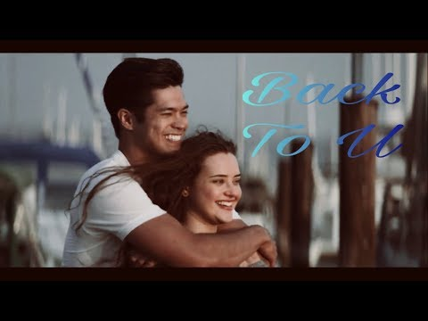 Hannah and Zach - Back To You (13 Reasons Why)
