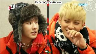 EXO Showtime Episode 5 engsubs