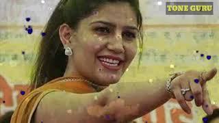 Latest haryanvi song Ringtone  haryanvi Ringtone  sapna Chaudhary  attitude haryanvi Ringtone tone