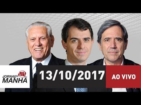 Jornal da Manhã - 13/10/2017