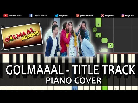 Golmaal Title Track Song Golmaal Again |...