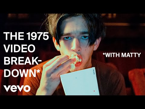 Matty Healy breaks down The 1975's videos from 'A Brief Inquiry...' | The 1975 Video Breakdown
