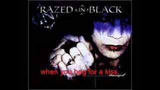 Razed in Black - Share this Poison (With lyrics)