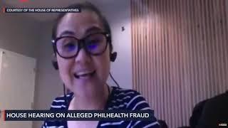 Bernadette Herrera accuses PhilHealth of adjusting top-level positions to accommodate De Jesus