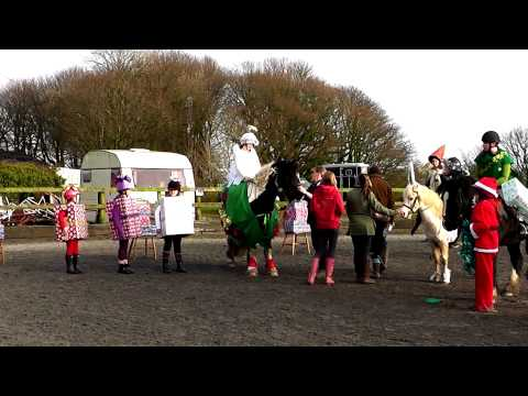 Lochhill Pony Club Christmas  Fancy Dress