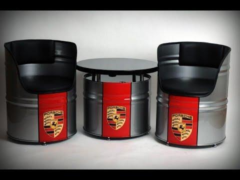 8300 Koleksi Desain Kursi Dari Drum Bekas Cat Gratis Terbaik