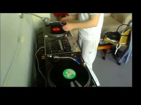 Oldskool House and Garage vinyl mix
