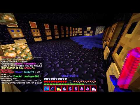 how to build a enderman grinder minecraft factions