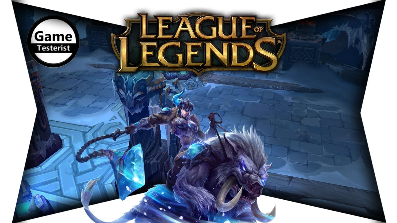 League Of Legends Lol Sejuani Aram Yolo Deutsch Hd Youtube